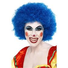Crazy Clown (Blue)