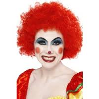 Crazy Clown (Red)