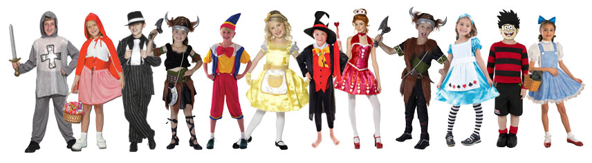Out of This World Costumes Ideas World Book Day Costume Ideas