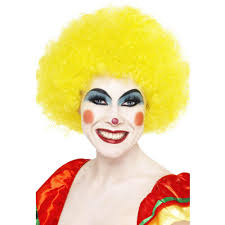 Crazy Clown (Yellow)