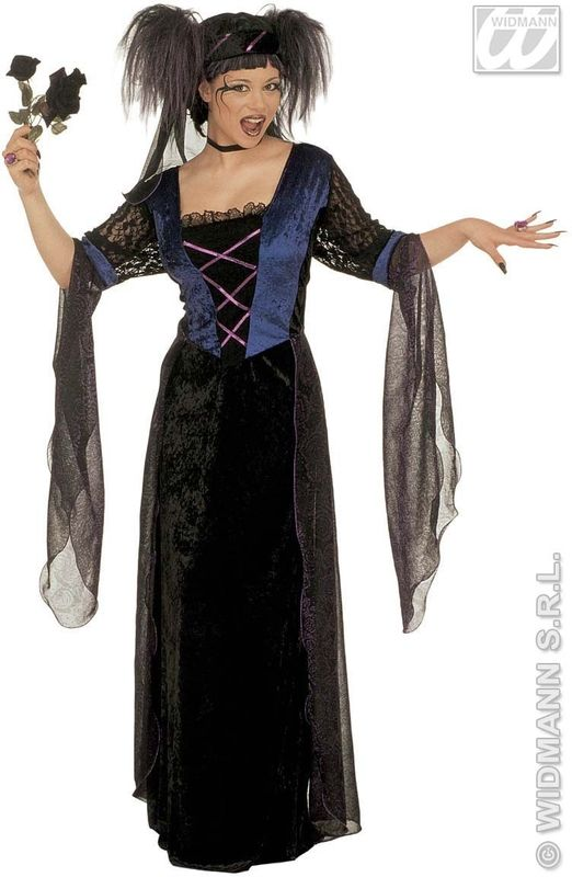 Halloween Costume 398.Gothic Princess