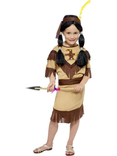 indian pocahontas girl. Black Bedroom Furniture Sets. Home Design Ideas