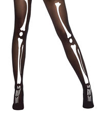 Skeleton Bone Tights