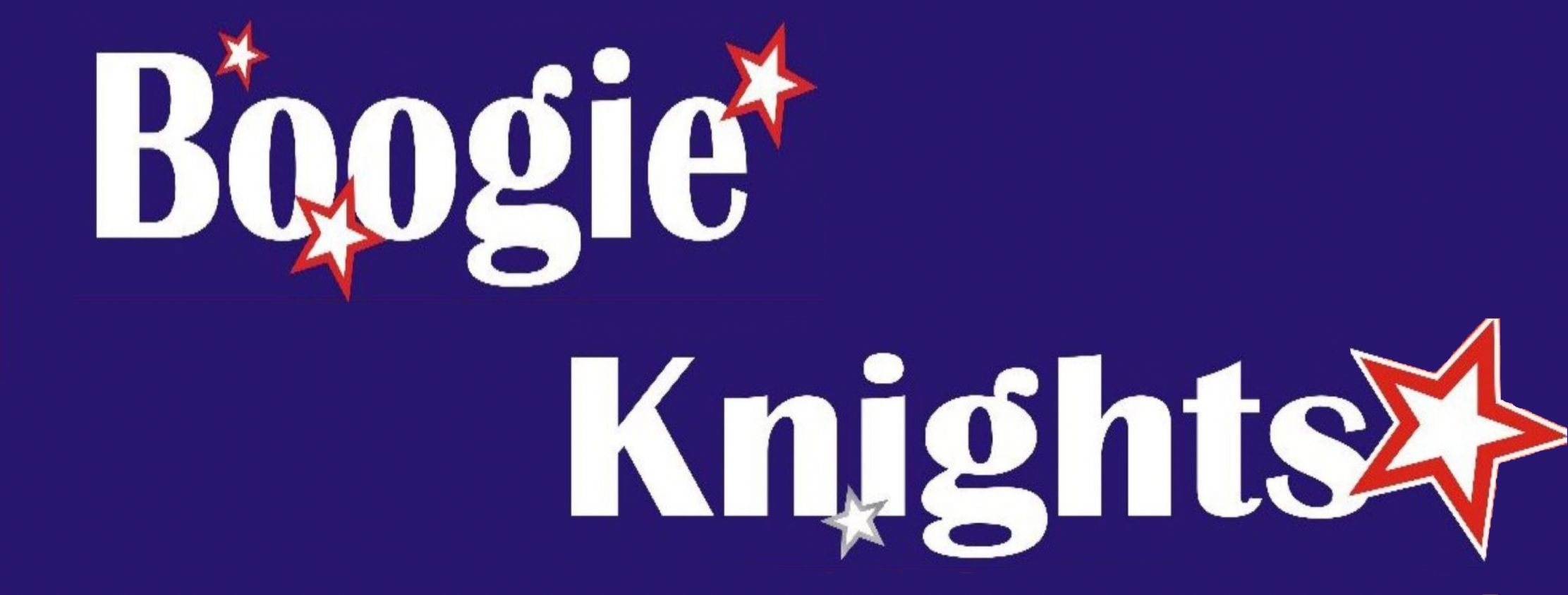 Boogie Knights Fancy Dress